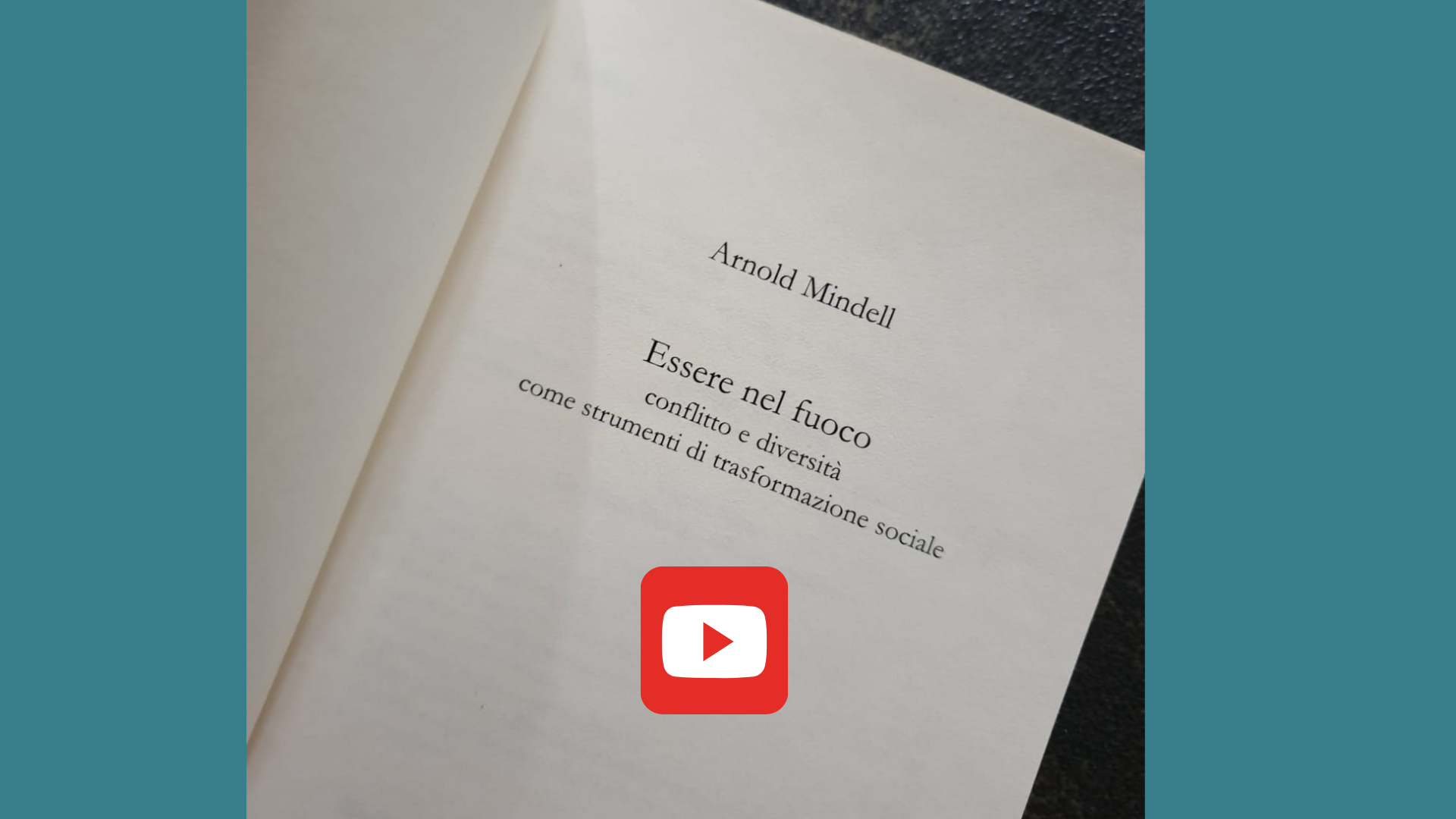 copertina Arnold Mindell