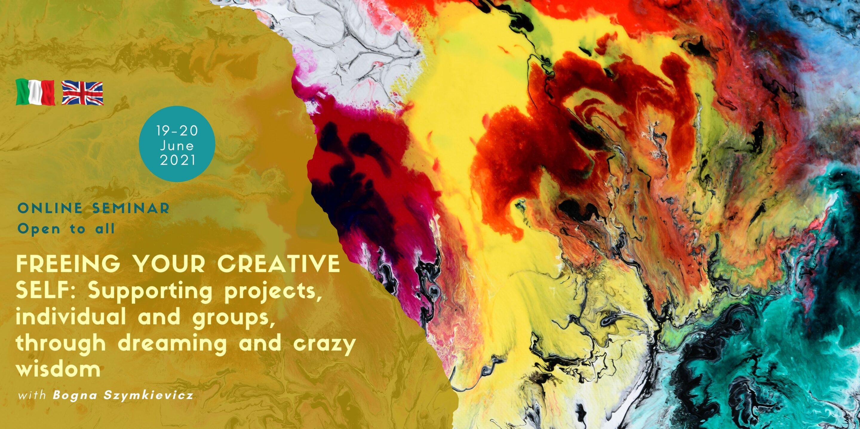 FREEING YOUR CREATIVE SELF